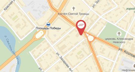 4. Козлова - карта